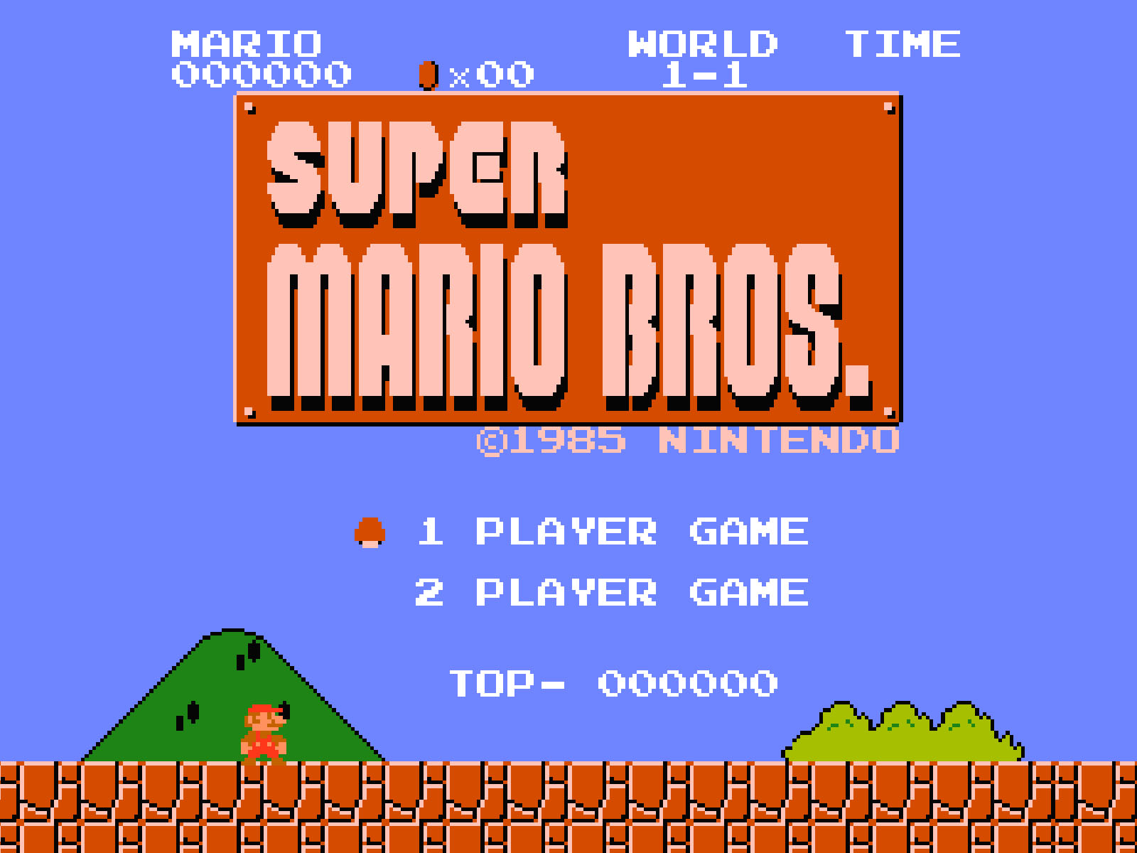 Super Mario Bros 1 Juegos De Video Yourbestopinion Com