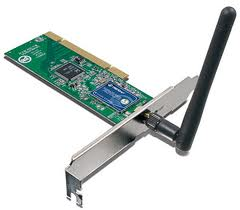 TARJETA RED WIRELESS G PCI