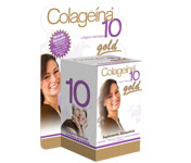 COLAGEINA 10 GOLD