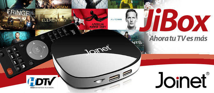 TV BOX JOINET JIBOX QUAD CORE