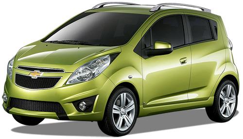 Spark Chevrolet 2012