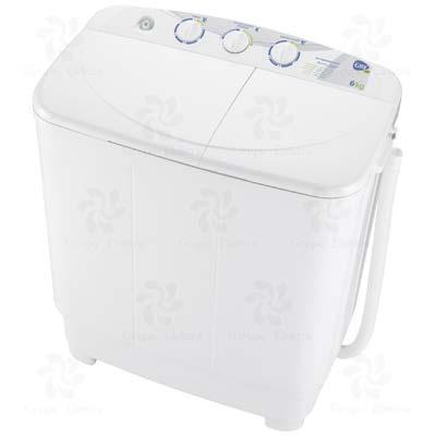Lavadora de 2 tinas 6 kilos EASY  LED632BO
