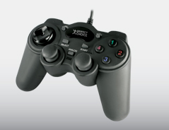 MINI CONTROL PARA JUEGOS PC (USB)