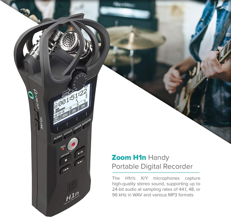 Zoom H1n - Grabadora digital portátil