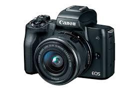 Cámara Canon EOS M50 Mirrorless