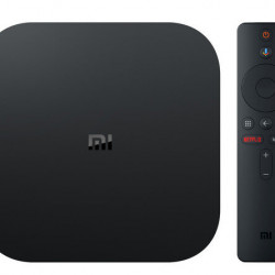 TV Box Xiaomi Mi Box S - Quad Core 1.2GHz - 2GB - 8GB eMMC - Bluetooth 4.1 - Wi-Fi - Android 8.1